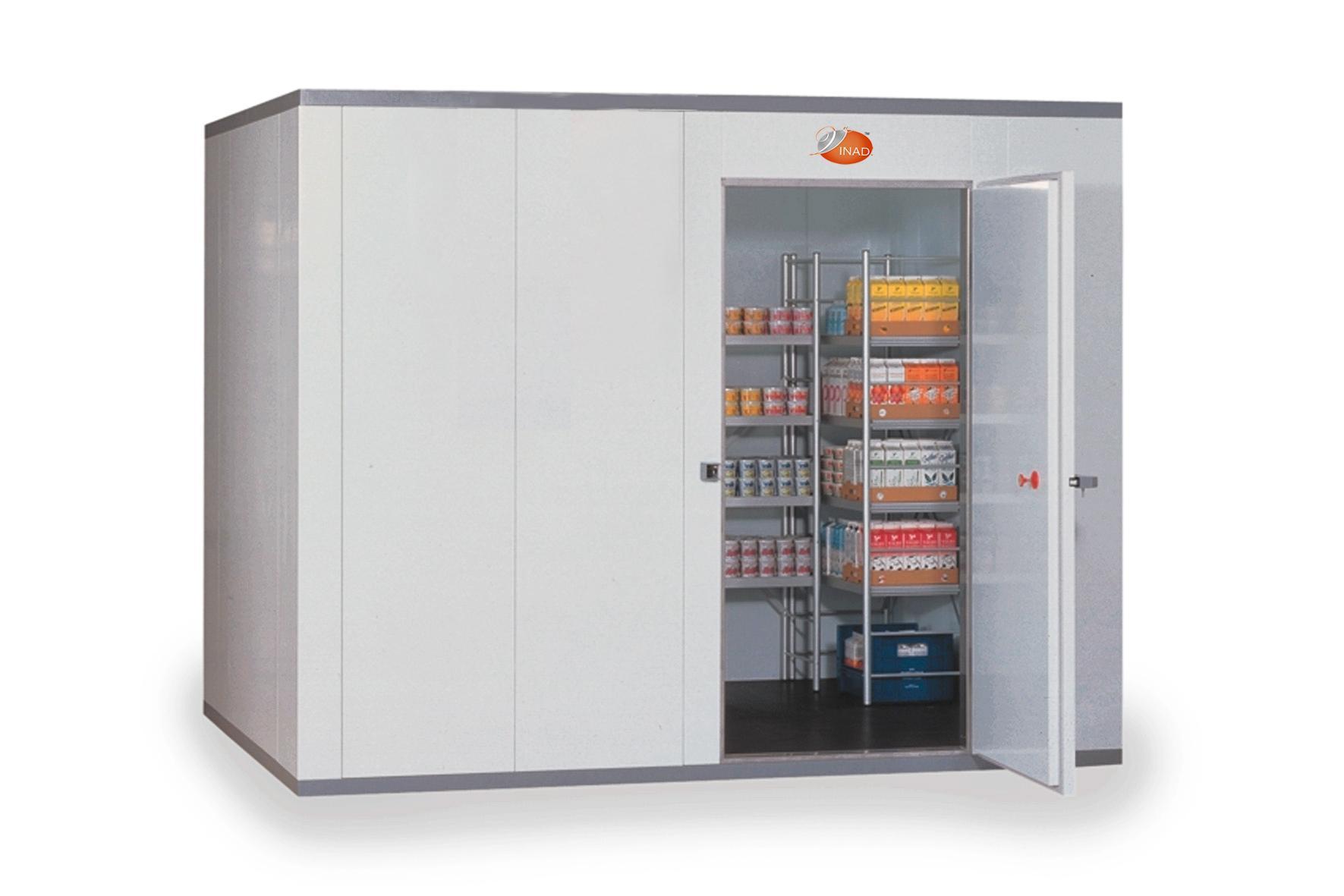 COLD ROOMS - REFRIGERATION